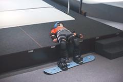 ski  rock