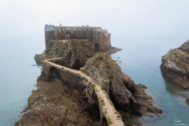 Fortaleza de las Islas Berlengas