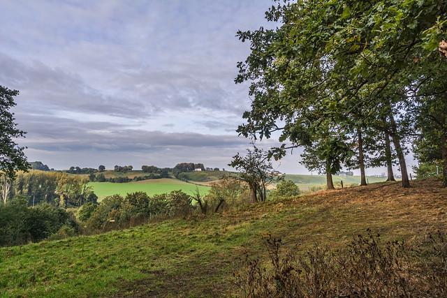 St. Pietersberg landscape