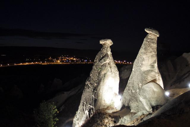 [1018V2] Fairy chimneys, Cappadocia, Turkey