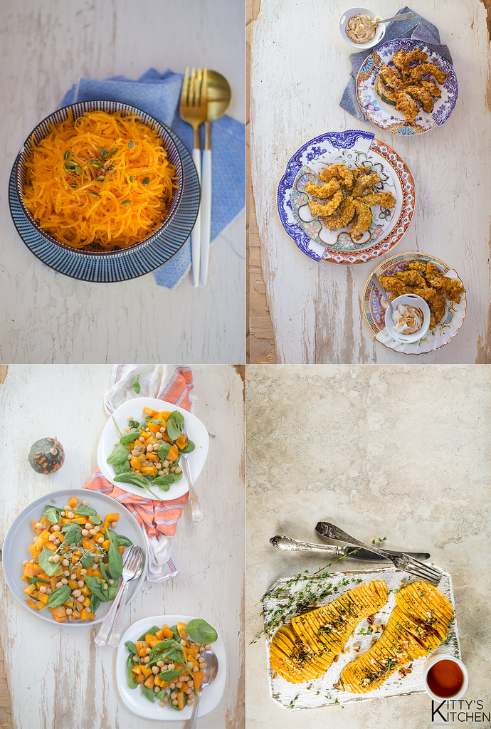 4 ricette facili e veloci con la zucca