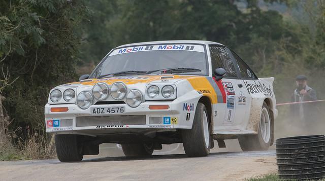 Opel Manta 400 - Powell