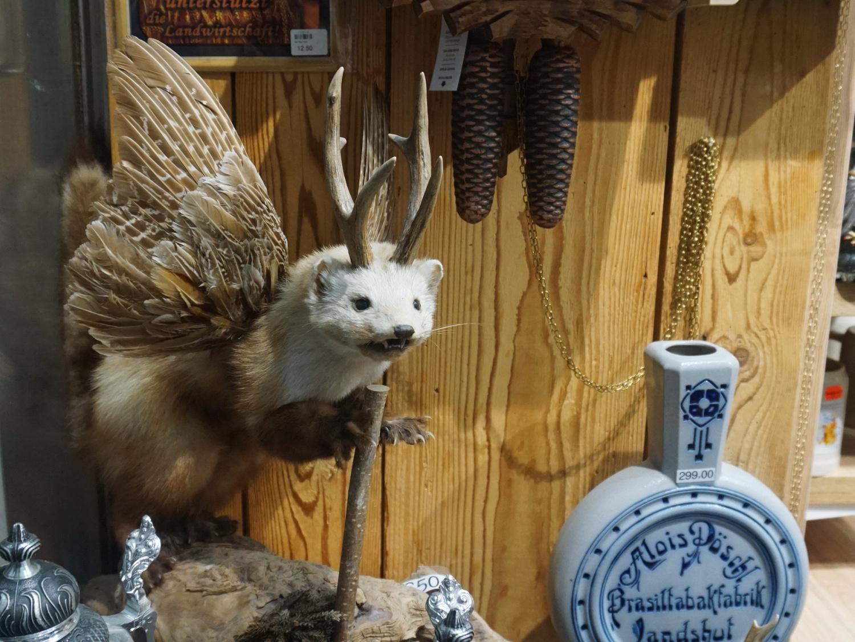 Munich souvenir shop