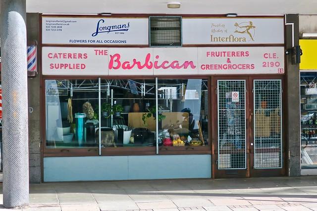 The Barbican, London, UK