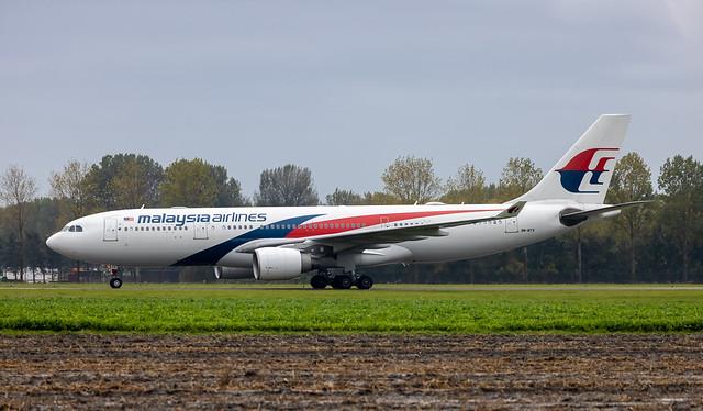 A330 | 9M-MTV | AMS | 20211023