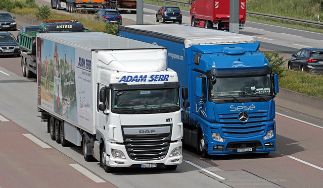 HN AS 1379 - 2688 KCM DAF Mercedes 02-07-2020 (Germany)