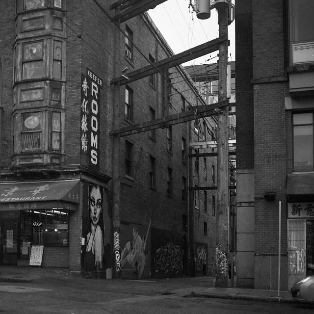 Chinatown - Film Hasselblad