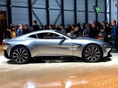 2018 Aston Martin V8 Vantage - Geneva 2018