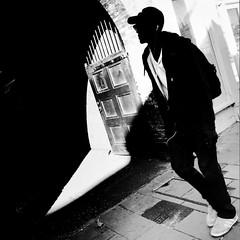 Cambridge in black & white