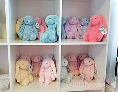 Jellycat Bashful Bunnies Collection so far...