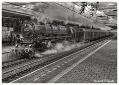 """S.S.N 01 1075 """"Muziekweb-Express"""" Naarden-Bussum ( NL)"""