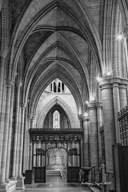 Truro Cathedral, Truro, Cornwall, England UK