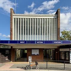 West Acton Underground Station
