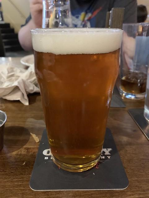 Pacific Waves IPA - Ornery Beer Company Public House Fairfax Virginia