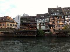 Quartier Petite France - Strasbourg