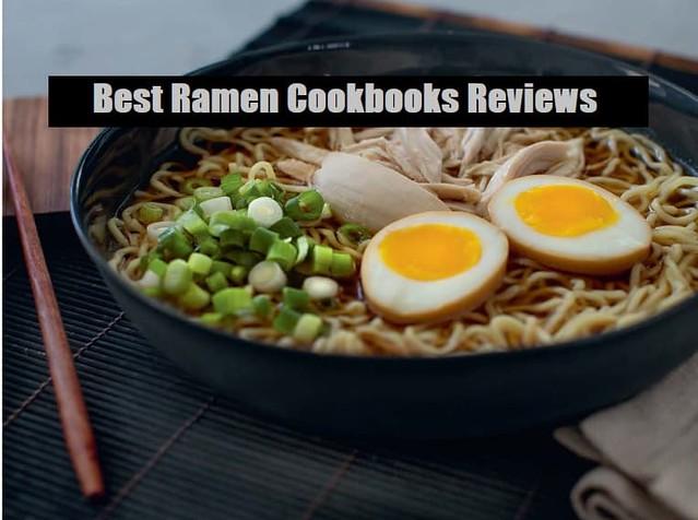 Best Ramen Cookbooks