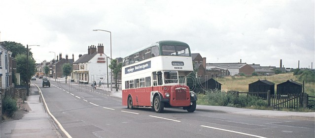 ESDC 93, Horninglow Rd, Burton upon Trent, 1974