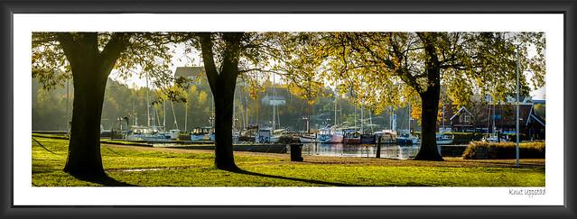 Autumn in Kristiansand