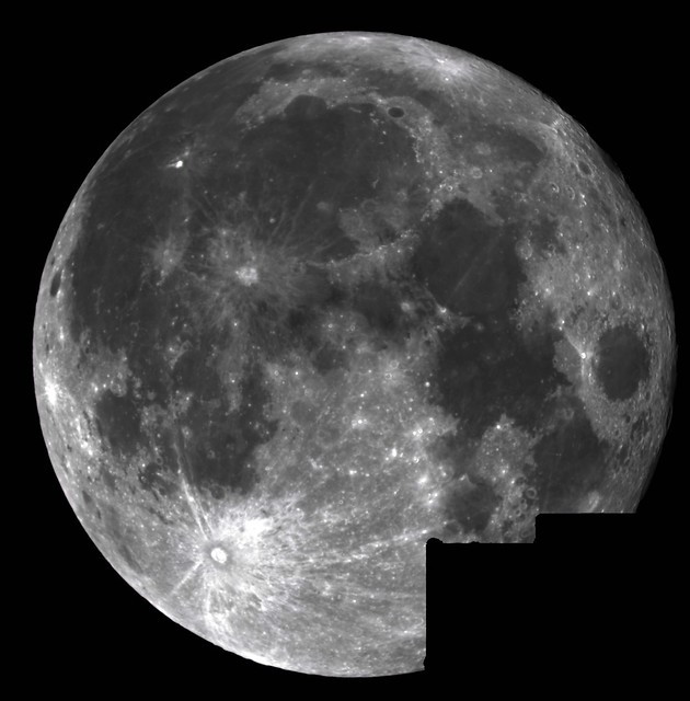The Moon - 2021-10-21 03:22 UTC - Incomplete