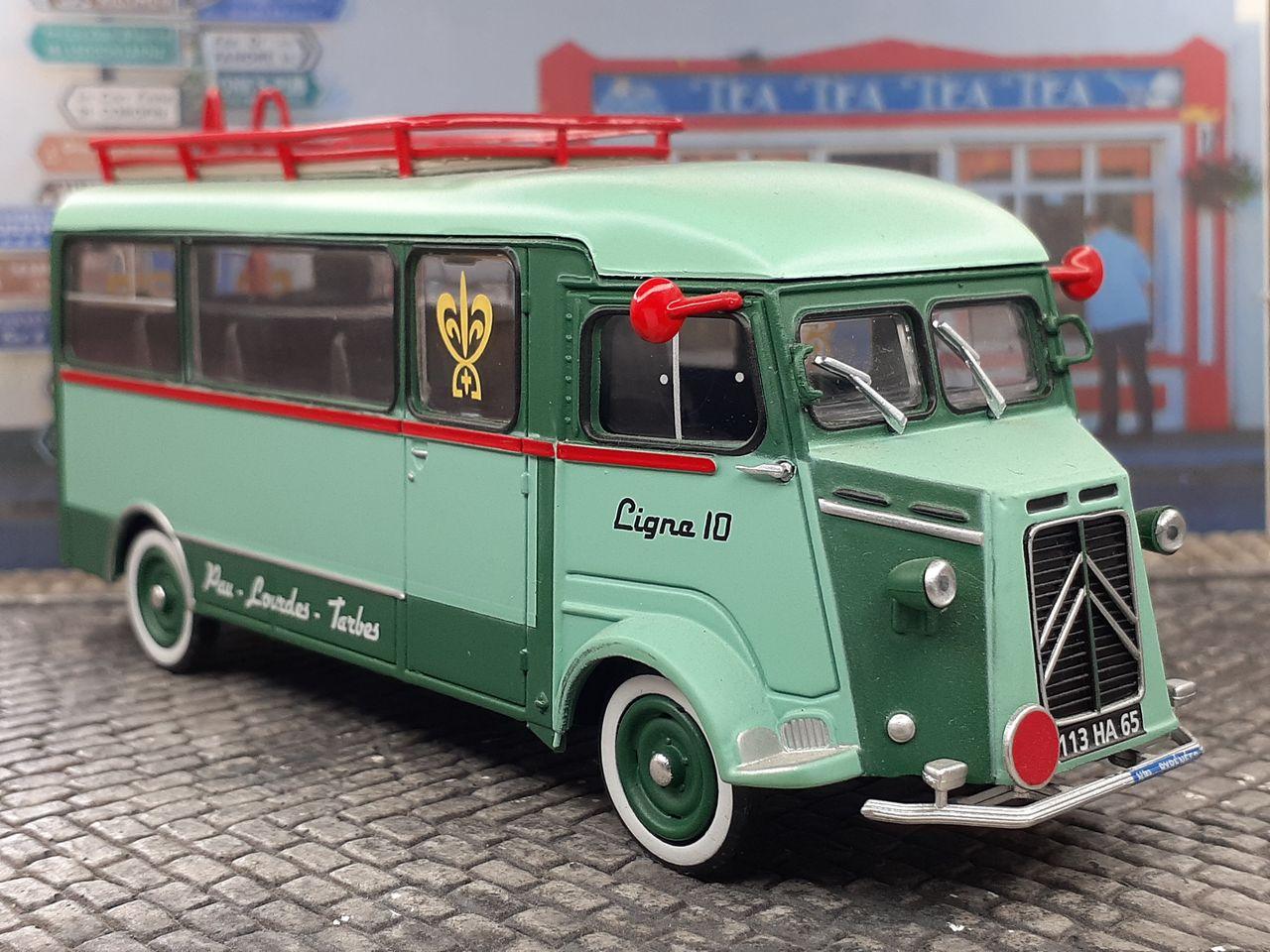 Citroën Type H – Autocar 1961