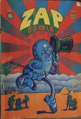 ZAP COMIX - thatu2019s not Mr Peanut! #comics #comicbooks #zap #undergroundcomics