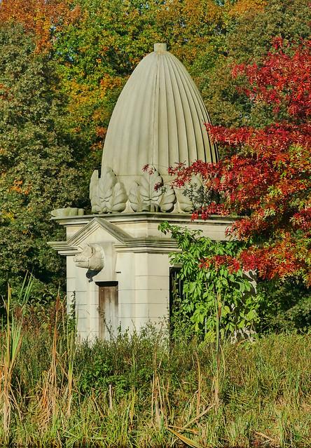 Schlosspark Burg Bentheim