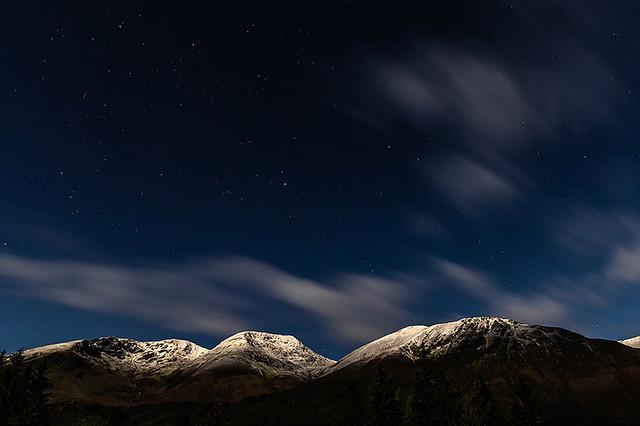 Night Sky - Scottish Highlands - Week 40 2021