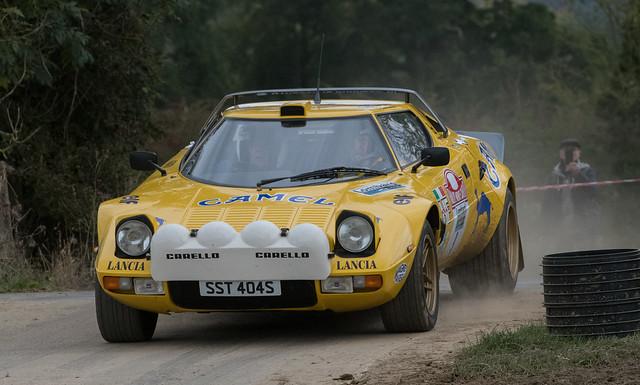 Lancia Stratos - Curley