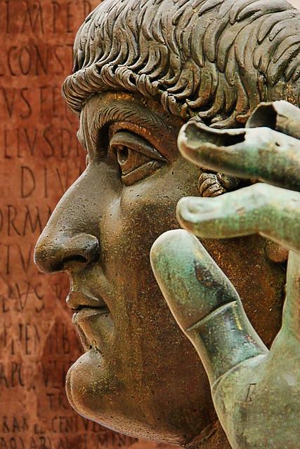 Ricordi di Roma – Costantino