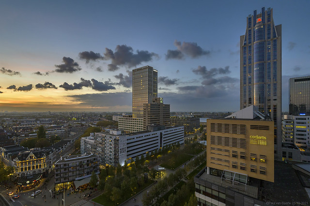Rotterdam - Kruisplein, 23-10-2021