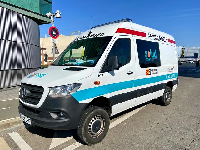 Servicio Aragonés de Salud.
