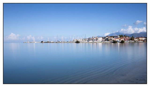 The Baie de Saint Florent