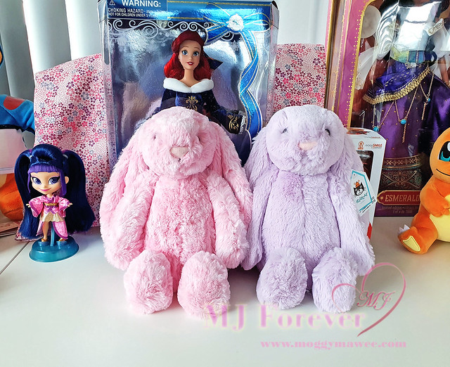 Jellycats from Singapore!