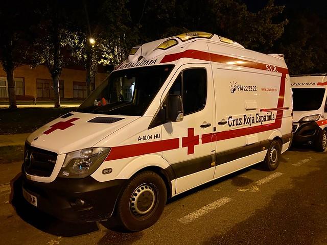 Cruz Roja Huesca.