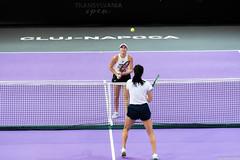Transylvania Open-Day 2-Emma Răducanu & Gabriela Ruse - practice