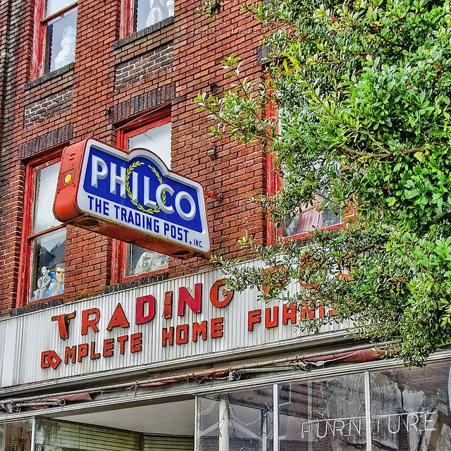 philco sign