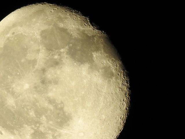 waning gibbous Moon Phase 90.6% 2021 october 23