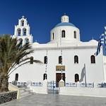 Blue Domes Church