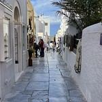 Streets of Oia