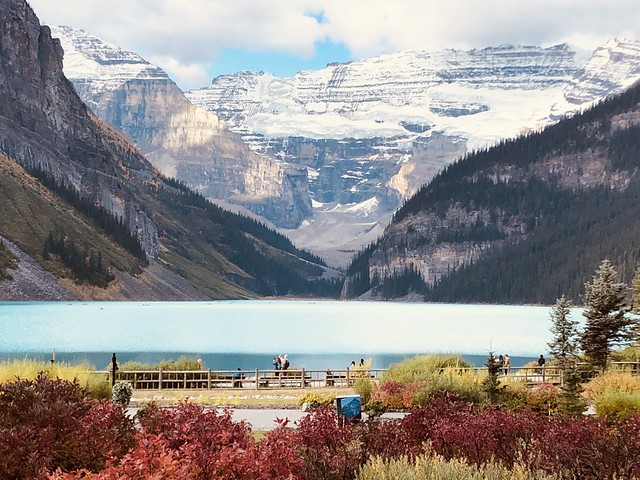 Autumn Canadian Rockies
