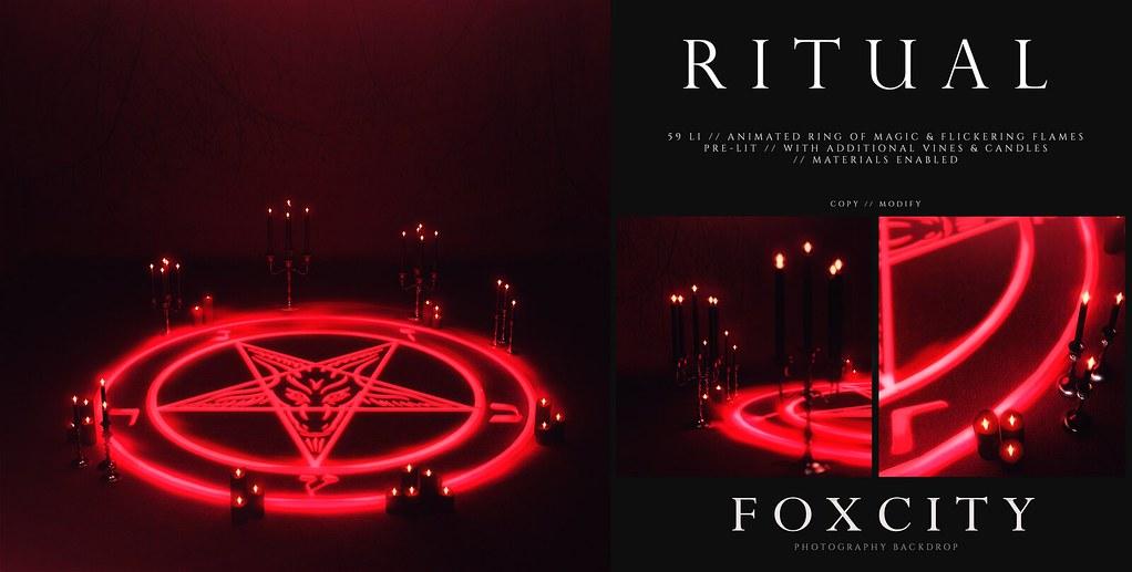 FOXCITY. Photo Booth – Ritual