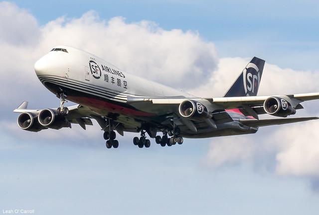 SF Airlines B747-400F B-2422