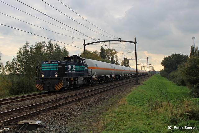 Lineas in Dordrecht, 23-10-2021 (2)