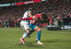 Atlético de Madrid (2-2) Real Sociedad