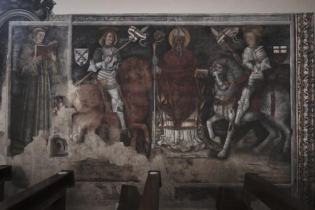 DSCF3497 Basilica di Santa Caterina d'Alessandria
