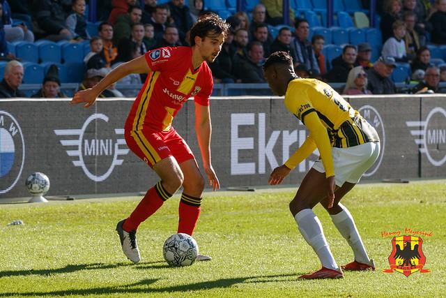 Vitesse - Go Ahead Eagles 24-10-2021  1-2