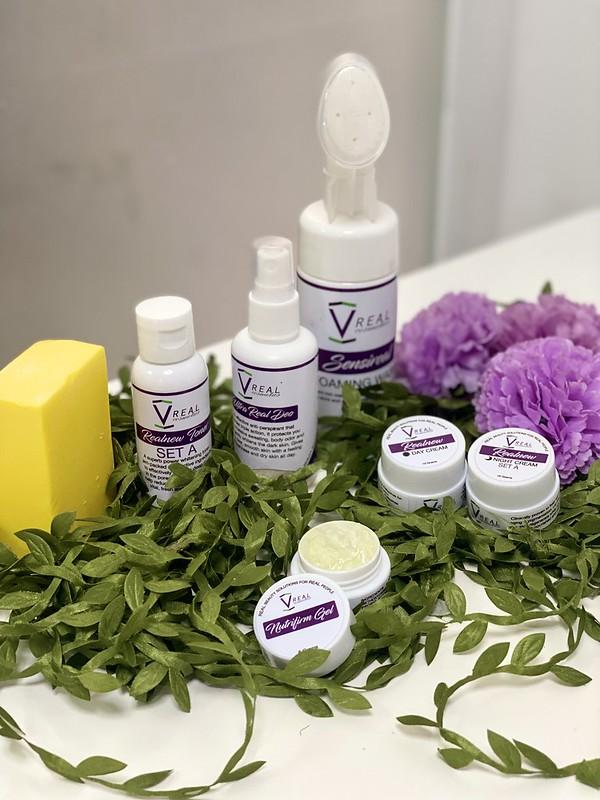 VREAL Cosmetics