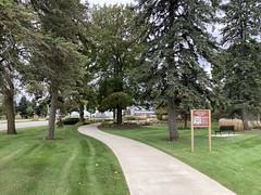 Patrick Gagnon Memorial Trail