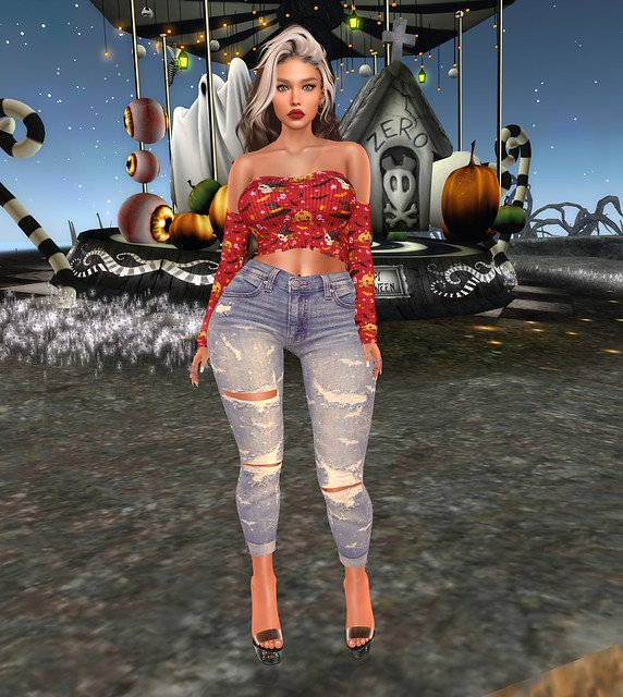 Beautiful Dirty Rich Halloqueen@ TR Events The 9th Annual Spookzilla Hunt October 22 - November 1 2021