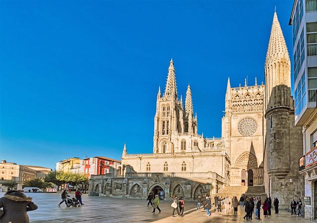 Santa Iglesia Catedral Basílica Metropolitana de Santa María de Burgos